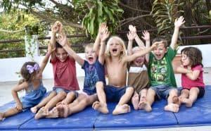 Kids fitness - motor skill development