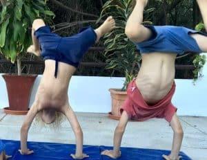 Kids Gymnastics for Strength -Tumbling and Gymnastics Benefits