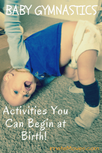 Baby Gymnastics & Baby Activities at Home