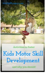 Kids Fitness - Motor Skill Development - Gross Motor Activities