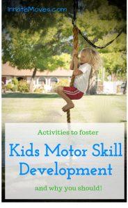 Kids Fitness - Motor Skill Development - Gross Motor Activities