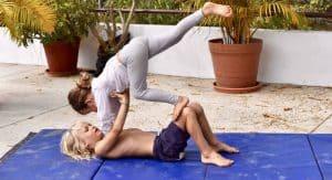 Kids Gymnastics for Coordination - Kids Acrobatics -Tumbling and Gymnastics Benefits