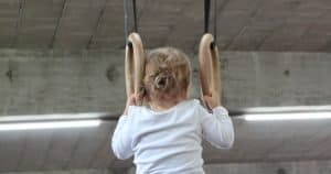 Kids Gymnastics Builds Strength -Tumbling and Gymnastics Benefits