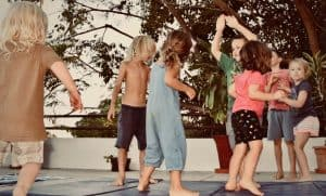 Kids Group Games from the 80s, Recess Games, Non-Competitive Games for kids, Cooperative Games for Kids