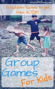 Kids Group Games from the 80s, Recess Games, Non-Competitive Games for kids, Outdoor Games, Cooperative Active Games for Kids
