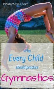 Kids Gymnastics Benefits -Tumbling and Gymnastics for Kids