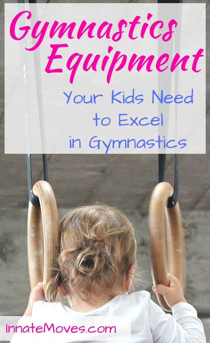 The best home gymnastics equipment for kids - recommended by a real coach! The best beam for home, the best gymnastics bars for home and boys gymnastics equipment!