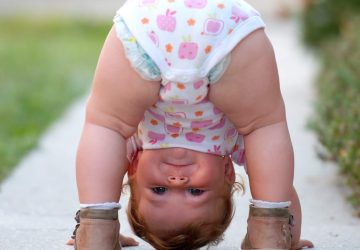 Baby Forward Roll
