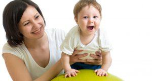 Handstands for Babies
